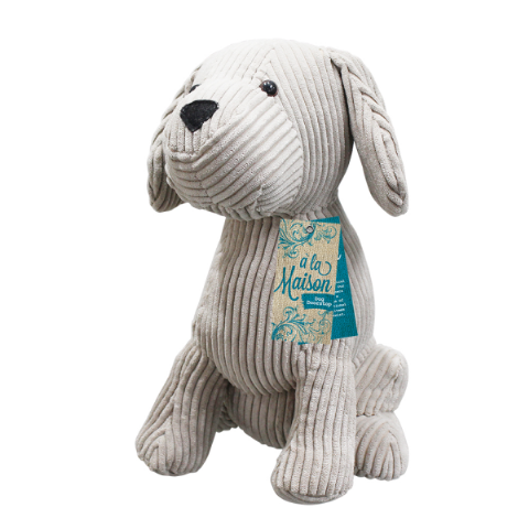 Dog Heavy Weight Door Stop 28.5cm - A La Maison Bonningtons